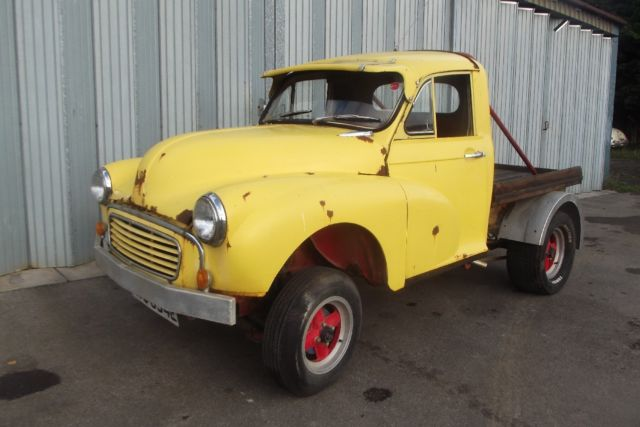 1967 Morris Minor Custom Pick Up