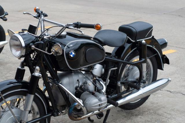 1967 BMW R69S