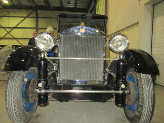 1923 Stanley Steamer California Top  model in GOOD condition.