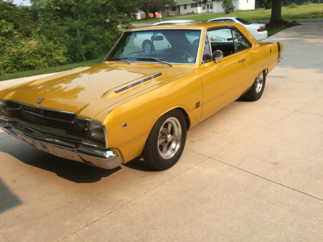 1968 DODGE DART, EXCELLENT CONDITION WITH FULL VIC REGO. SMALL BLOCK, 4 SPEED