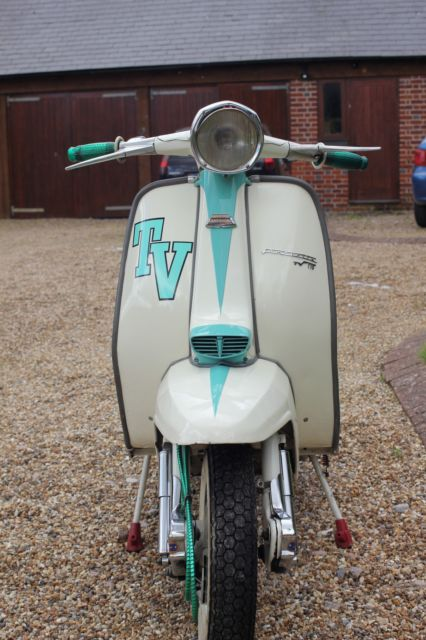 Lambretta TV175 SER3 FULL ITALIAN