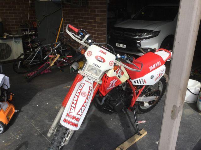 1987tt250  Yamaha