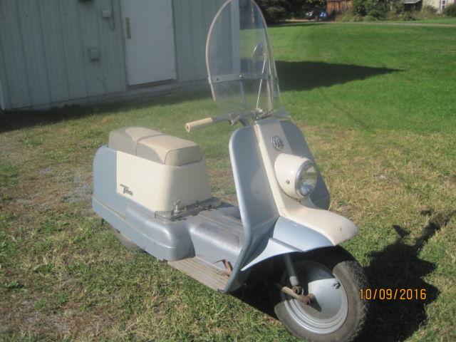 1961 Harley Davidson Topper Scooter All Original