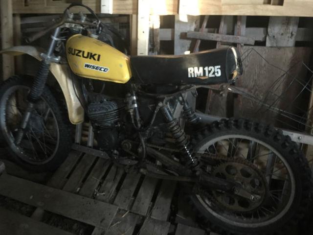 Suzuki: RM