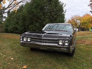 Oldsmobile: Ninety-Eight Hardtop