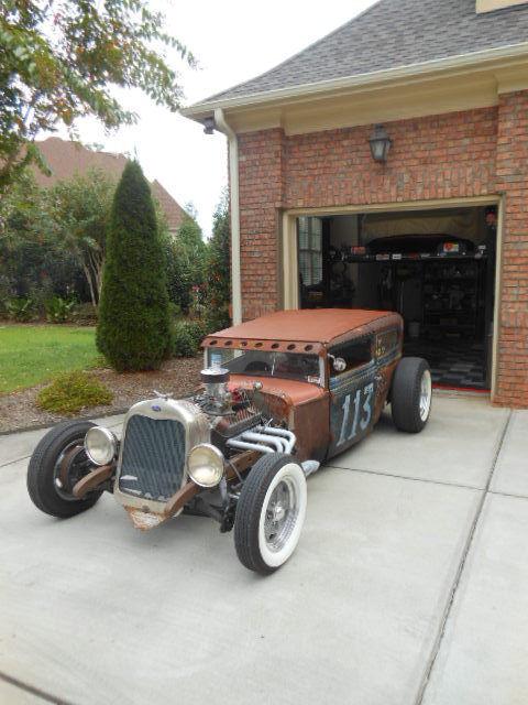 Rat Rod - 1929 Chevy Tudor