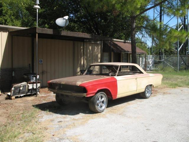 63 1/2 Ford Galaxie 2dr Hardtop