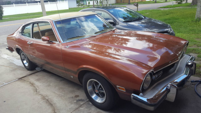 1975=FORD MAVERICK V8-302-c.i.- 2 door - Automatic Transmission