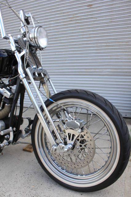 Ebay on 1974 Harley Davidson Sportster