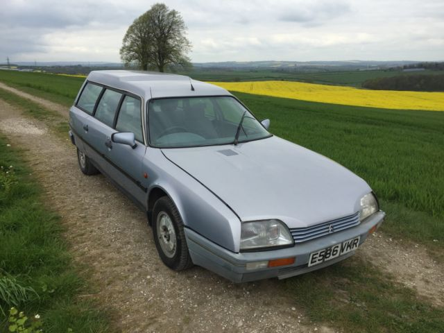 1988 CITROEN CX 25 TRI ESTATE AUTOMATIC CLASSIC RETRO