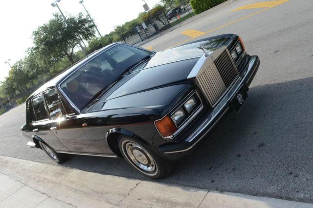 1986 rolls royce silver spirit similar to spur 1990 shadow cornice Bentley 1978