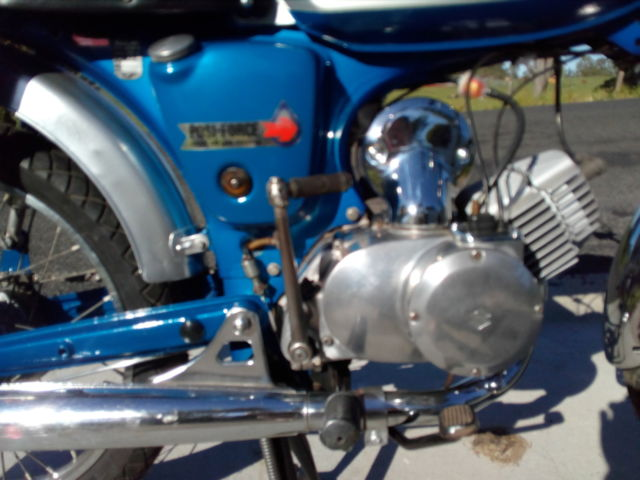 1969 Suzuki A100-2