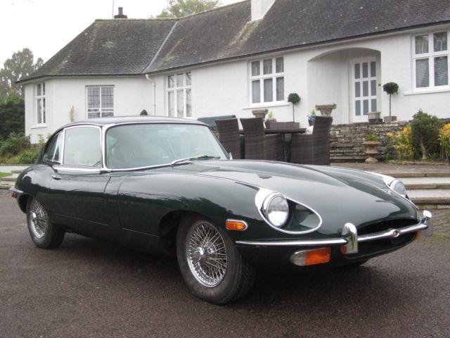 1968 Jaguar E Type Series 2