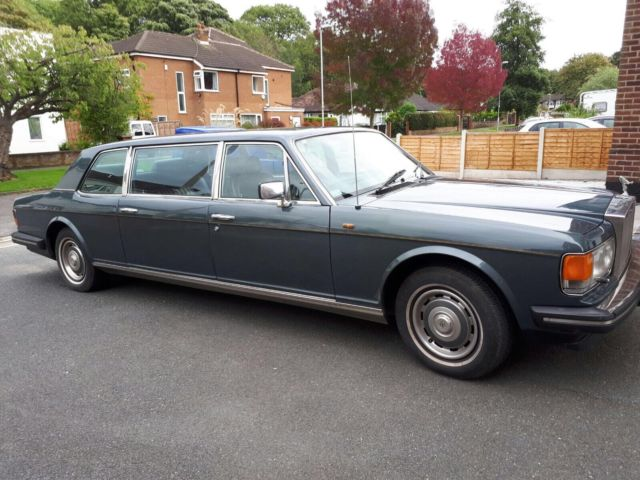 1982 Rolls Royce Silver Spirit Limousine - PLEASE READ!