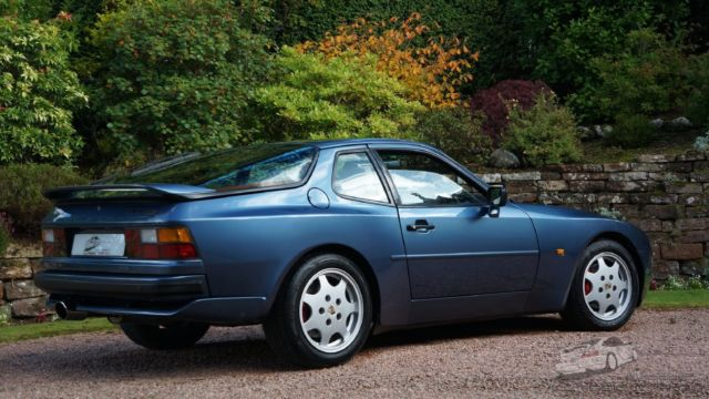 1989 PORSCHE 944 S2 IMMACULATE CAR BALTIC BLUE