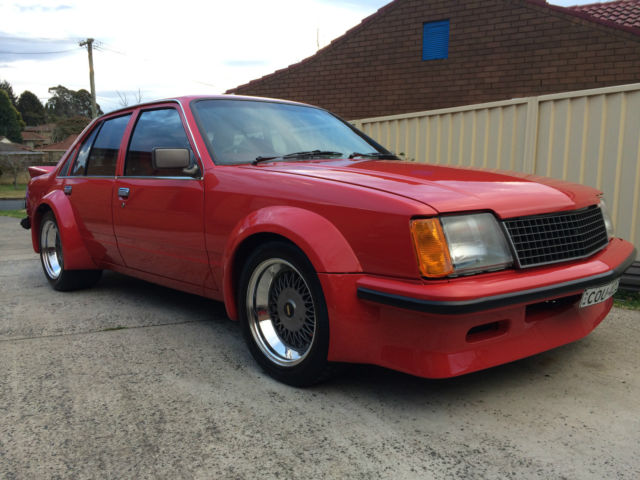 Hdt Holden Commodore Group C Vc Vb Vh Vk For Sale Moss