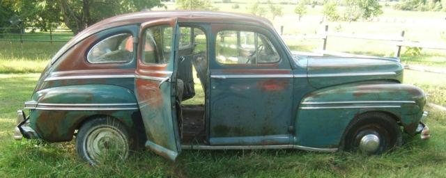 Mercury : Other Sedan w/ suicide doors