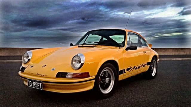 Porsche 911 RS Replica