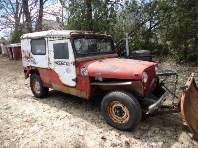 Jeep : CJ tuxedo park mark IV