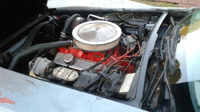 1977 Chevrolet Corvette L-82