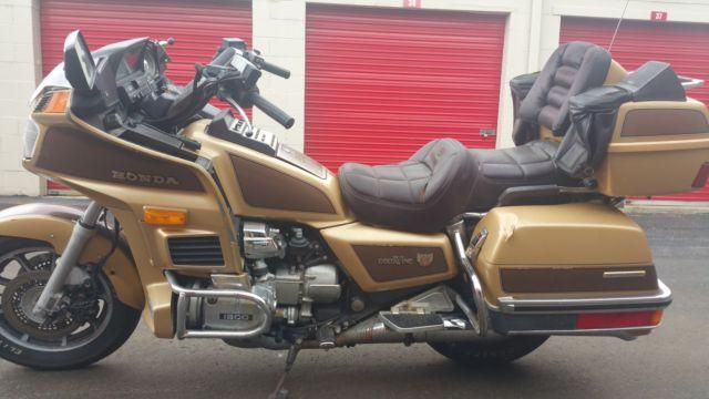1985 Honda Gold Wing