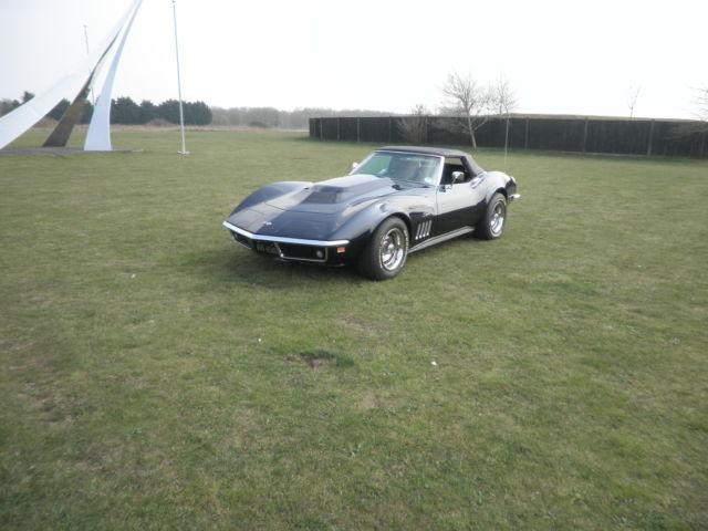 corvette stingray 1969 350 roadster