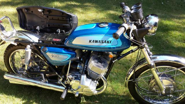 1971 Kawasaki Other