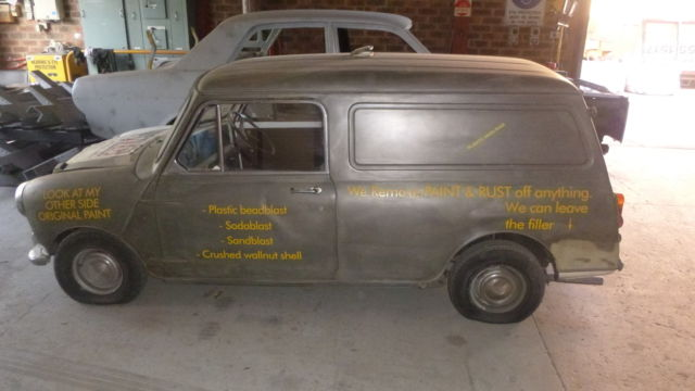 MINI Panel Van windowless not cooper S Project cheap genuine
