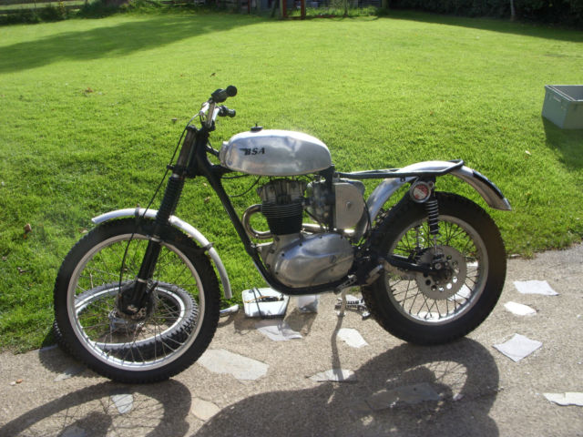 BSA C15 trials