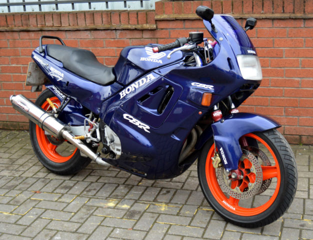 1988 HONDA CBR600F * PX CLEARANCE - MOT 06/16 * GOOD RUNNER