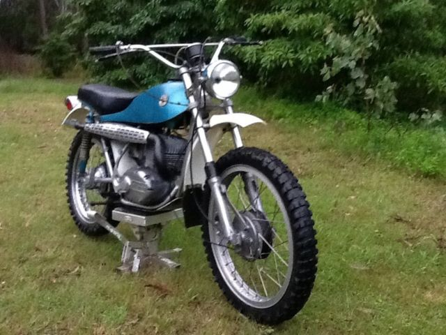 BULTACO 175 Lobito 1971 Matching Numbers For Sale NSW ...