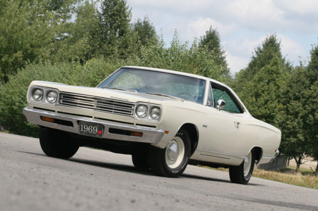 1969 Plymouth Satellite For Sale Pointe Aux Trembles Quebec Canada