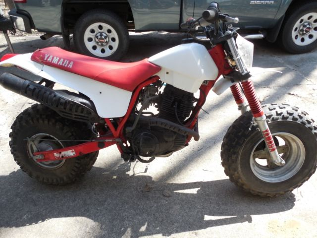 Yamaha 1987 BW350 Big Wheel