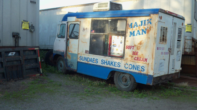 Vintage Mr. Softee Ice Cream truck/ Food Truck For Sale Riverhead, New York, United States