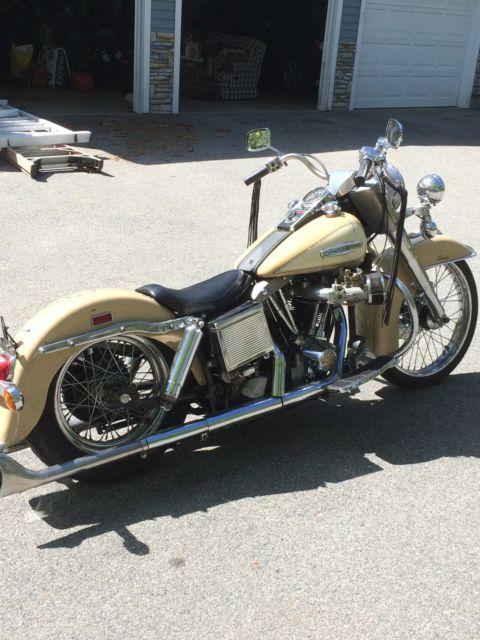 1972 Harley Davidson Shovelhead For Sale Bolton, Massachusetts