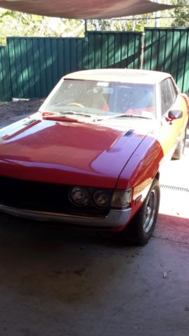 TA22 Toyota Celica 1974 3TGTE Project car For Sale Kingston