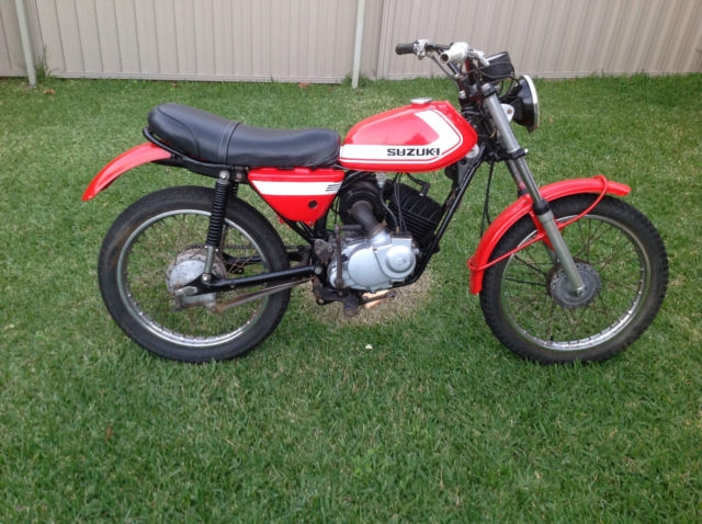 1971 suzuki ts90