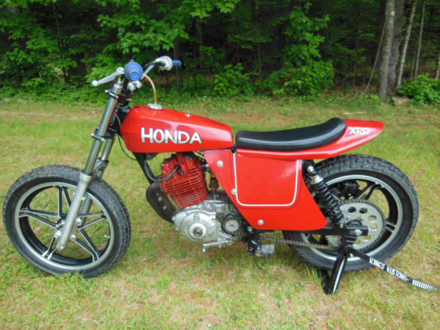 1979 HONDA XR 500 - CAFE, DIRT, FLAT TRACK, RACER - AWESOME VINTAGE BIKE!!