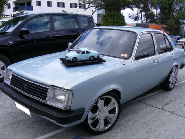 1982 Holden Gemini - Great condition