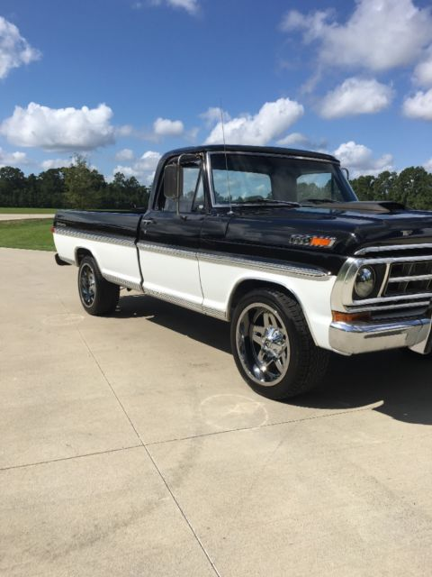 1970 F100 ford 390 big block