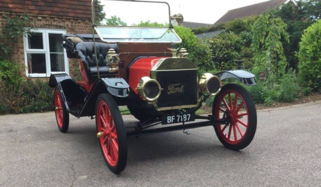 1911 Ford Model T - Torpedo - excellent condition