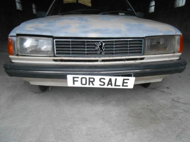 1985 peugeot 305 gt for sale ballymena, united kingdom