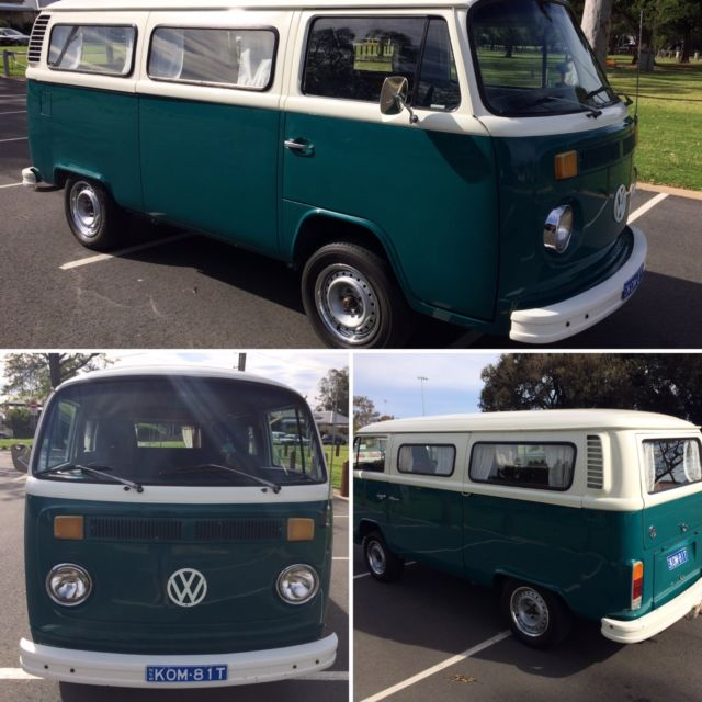 1973 Volkswagen Kombi Van