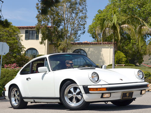 CALIFORNIACLASSIX' Superb 1985 Porsche Carrera 3.2 Sunroof Coupe