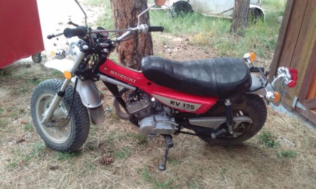 Vintage RV125 in very good condition. 2 ranges. Good for on or off road.