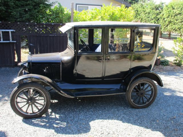 Ford: Model T