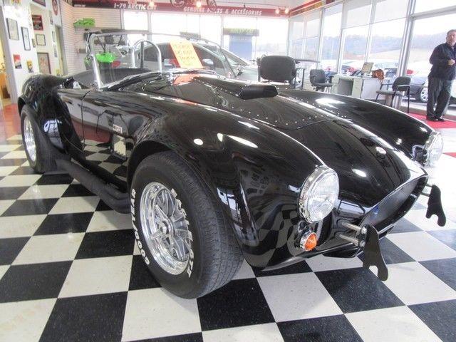 1966 Black 427!
