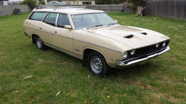 1974 Ford fairmont XB rally pack wagon factory 302 auto   falcon 351 gt gs xa xc