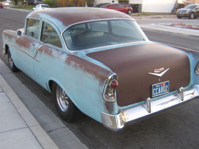 1956 Chevy 150 Utility Sedan
