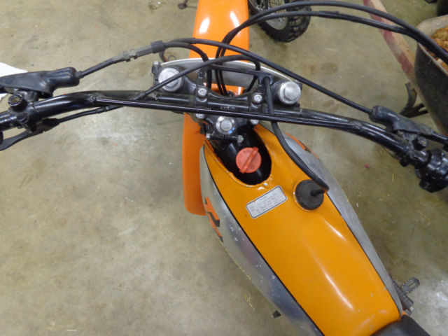yamaha motorcycleTT500